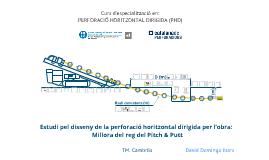 Perforació Horitzontal Dirigida