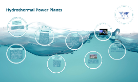 Hydroelectric Power Plants