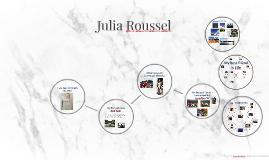 Copy of Julia Roussel