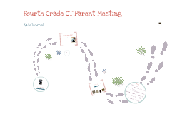Gifted & Talented Fourth Grade Parent Meeting