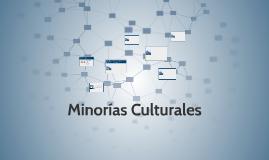 Minorías Culturales