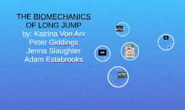 biomechanics of long jump pdf