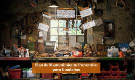 Plan de Mantenimiento Preventivo para Guadañas