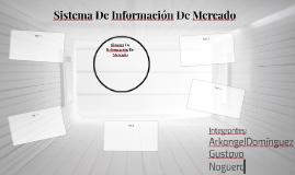 Sistema De Información De Mercado