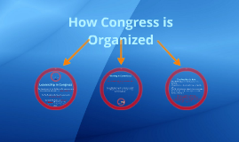 3.2 How Congress is Organized