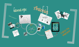 Copy of Copy of  All About Me Template GBMS