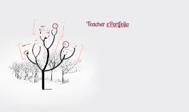 ePortfolio a Teacher's Kaleidoscope