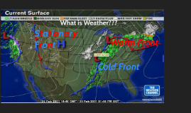 Weather & Fronts
