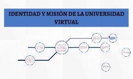 OBJETO SOCIAL DE LA UNIVERSIDAD VIRTUAL