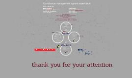 Compliance management system supervision