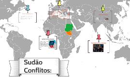Sudao conflitos