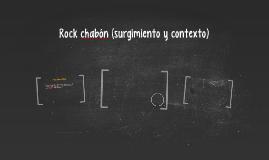 Rock chabón (surgimiento y contexto)