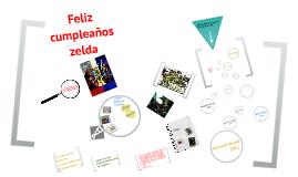 Copy of FELIZ CUMPLEAÑOS PRINCESA ZELDA