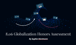 8.06 Globalization Honors Assessment