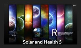 Solar and Healt 5