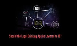 legal drinking age in the us should be lowered 9 prevailing pros and cons of lowering the drinking age  while the united states increased the minimum legal  with the drinking age lowered from 21.