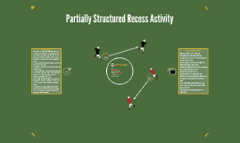 Partially Structured Recess Activity