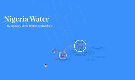 Nigeria Unclean Water