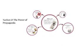 Nazism & The Power of Propaganda
