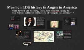 Mormon LDS History