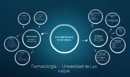Copy of Farmacología del Sistema Nervioso Autónomo