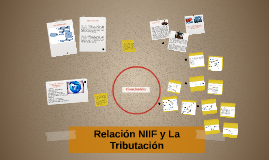 Copy of Relación NIIF y La Tributación