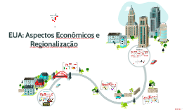 EUA: Aspectos Econômicos e Regionalização