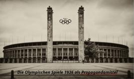 Copy of Die Olympischen Sommerspiele 1936