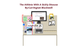 The Athlete With A Sickly Disease