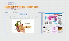 Copy of PANCREATITIS CRÓNICA