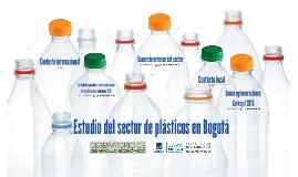 Estudio de mercado del sector de plásticos en Bogotá