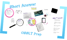 Copy of OSSLT Prep - Graphic Text