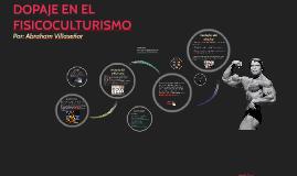 EL CULTURISMO