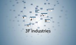 3F industries