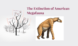 The Extinction of American Megafauna