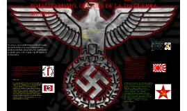 movimientos totalitarios pre segunda guerra mundial