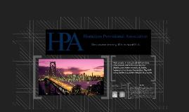 Homeless Provisional Association