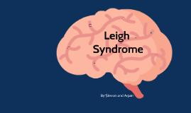 Leigh Syndrome