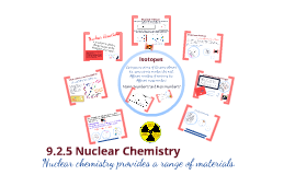 Nuclear Chemistry - HSC Chemistry