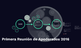 Primera Reunión de Apoderados 2016