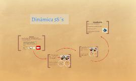 Copy of DINÁMICA 5S´s