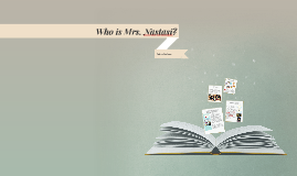Who is Mrs. Nastasi?