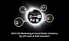 Social Media Initatives