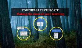 Youthpass certificate by cristian ostafe on prezi yadclub Image collections