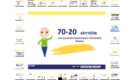 70-20 -käyttöön Opas osaamisen ennakoinnista työelämässä #treduvei