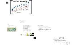 Animal Diversity- Walworth