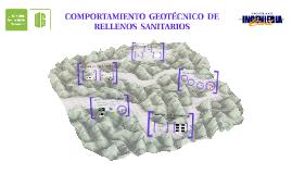 Comportamiento Geotécnico de Rellenos Sanitarios
