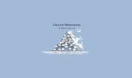 Copy of Literary Movements