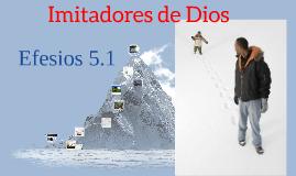 Imitadores de Dios