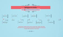 Religion in India Timeline
